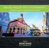 Bild Waiblinger Wochenmarkt Hofführgen 2020