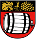 Wappen des Stadtteil Neustadt